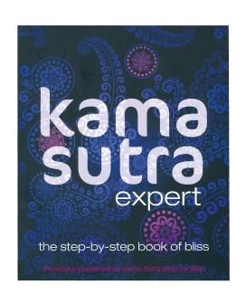 Kama Sutra Expert Book