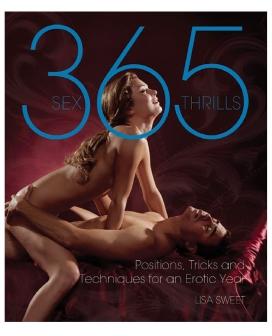 365 Sex Thrills Book