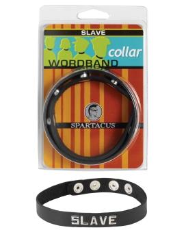 Slave Word Collar