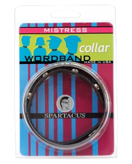 Mistress Word Collar