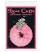 Love Cuffs Furry - Pink
