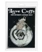 Love Cuffs Furry - Zebra