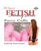 Fetish Fantasy Series Furry Cuffs - Pink