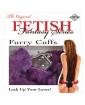 Fetish Fantasy Series Furry Cuffs - Purple