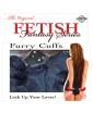 Fetish Fantasy Series Furry Cuffs - Blue