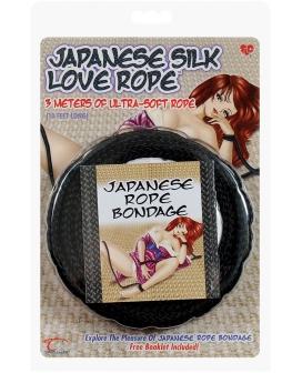 Japanese Love Rope 3M - Black