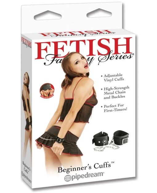 Fetish Fantasy Series Beginner's Cuffs