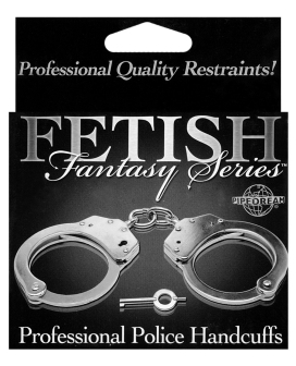 Fetish Fantasy Series Professional Handcuffs