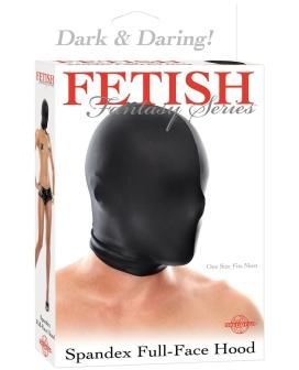 Fetish Fantasy Series Full Face Hood