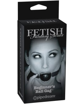 Fetish Fantasy Limited Edition Beginner's Ball Gag