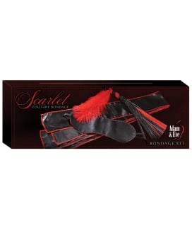 Adam & Eve Scarlet Couture Bondage Kit