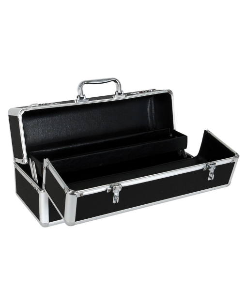 Large Lockable Vibrator Case - Black