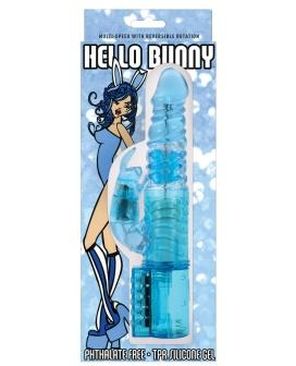 Hello Bunny Rabbit - Blue