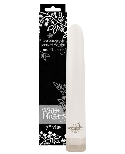 """White Nights 7"""" Velvet Touch Vibe"""