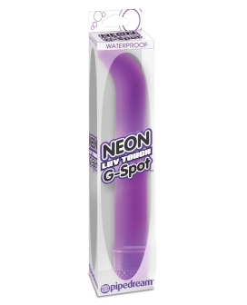 Neon Luv Touch G Spot - Purple
