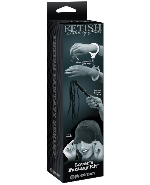 Fetish Fantasy Limited Edition Lover's Fantasy Kit