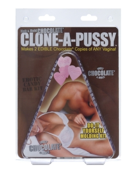 Clone-A-Pussy Kit - Chocolate
