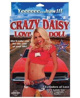 Crazy Daisy Love Doll