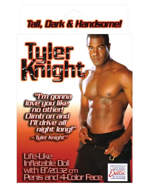 Tyler Knight Lifelike Inflatable Doll