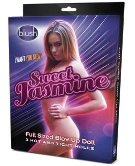 Blush Sweet Jasmine Sex Doll