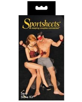 Sportsheets Sexy Slave Kit