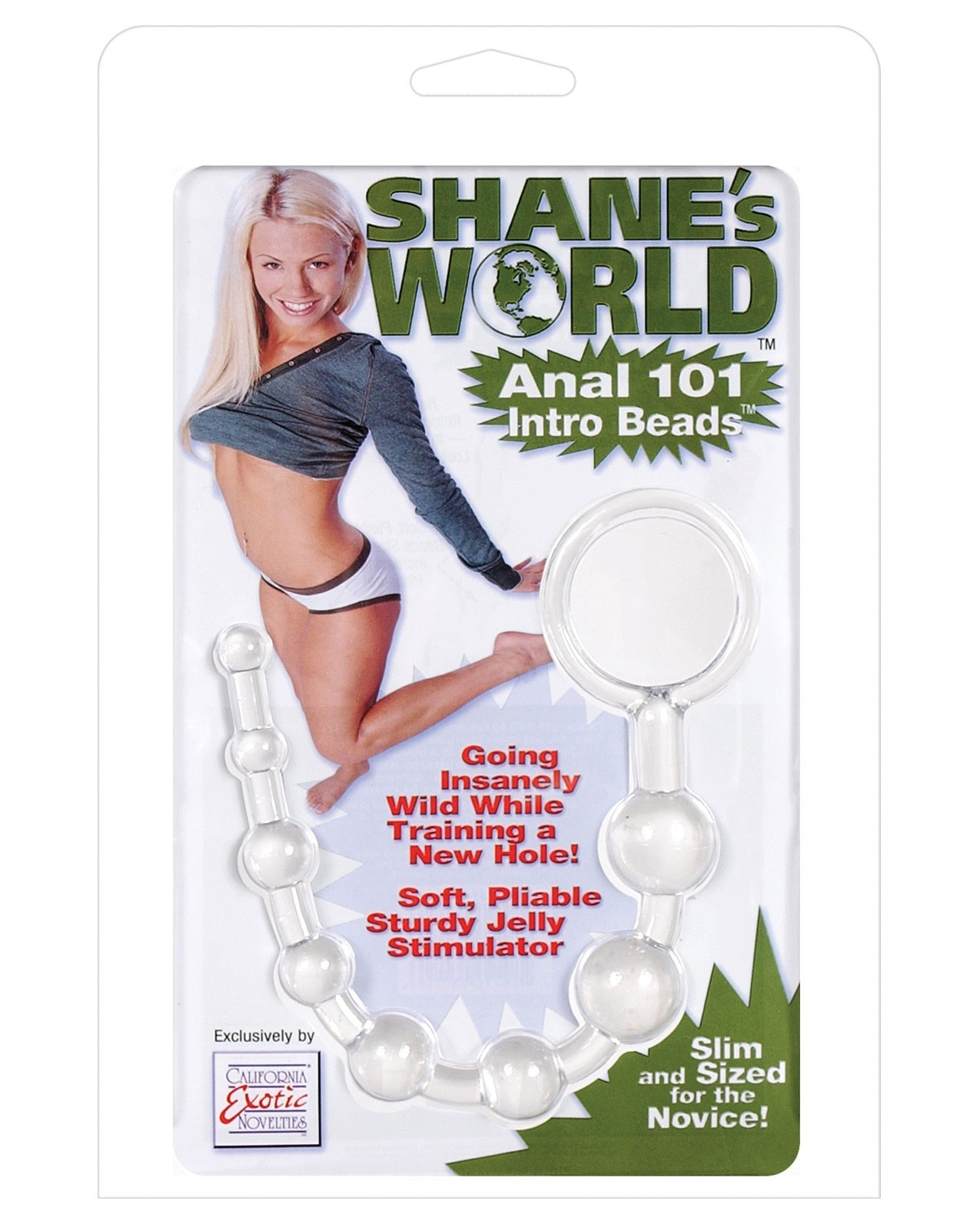 Shanes World Anal 101 Intro Beads Eroticx
