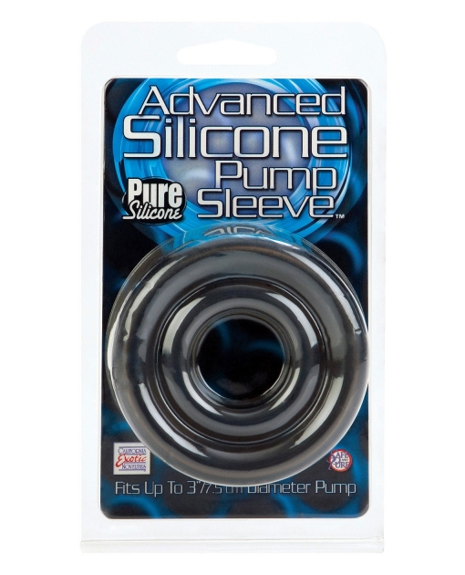 Advanced Silicone Pump Sleeve -Smoke