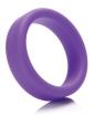 """Tantus 1.5"""" Supersoft C Ring - Purple"""