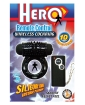 Hero Remote Control Wireless Cockring - Black