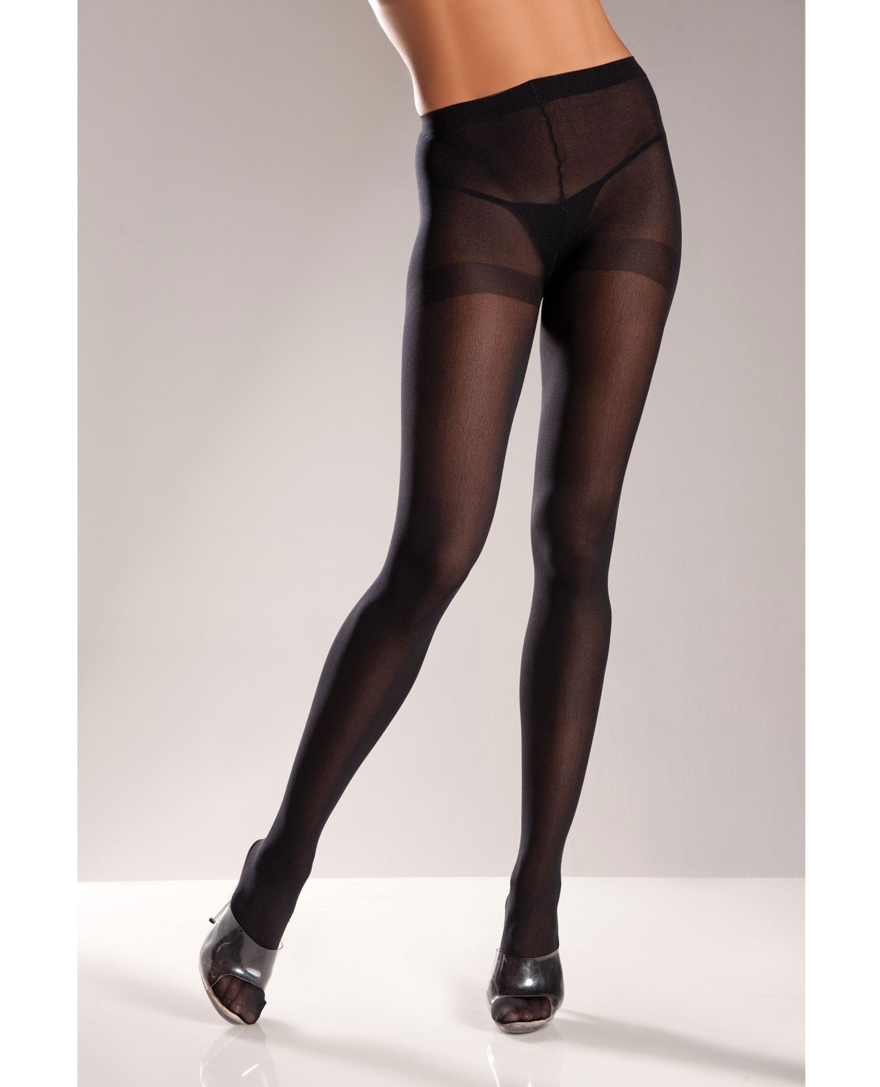 Our opaque pantyhose are
