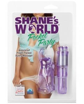 Shane's World Pocket Party - Purple