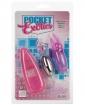 Pocket Exotics Snow Bunny Bullet - Pink
