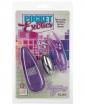 Pocket Exotics Snow Bunny Bullet - Purple