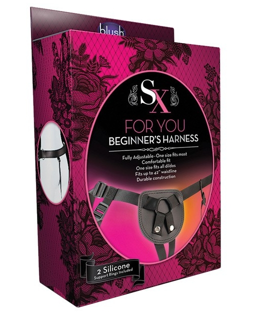 Blush SX For You Beginners Harness