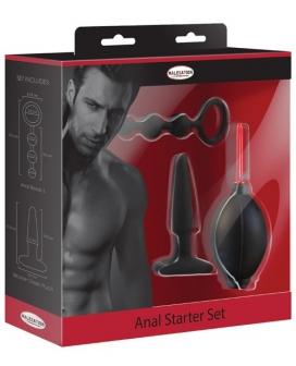 Malesation 3 pc Anal Starter Kit