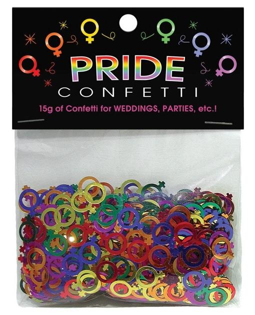 Pride Confetti - Lesbian