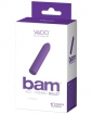 VeDO BAM Rechargeable Bullet - Into You Indigo