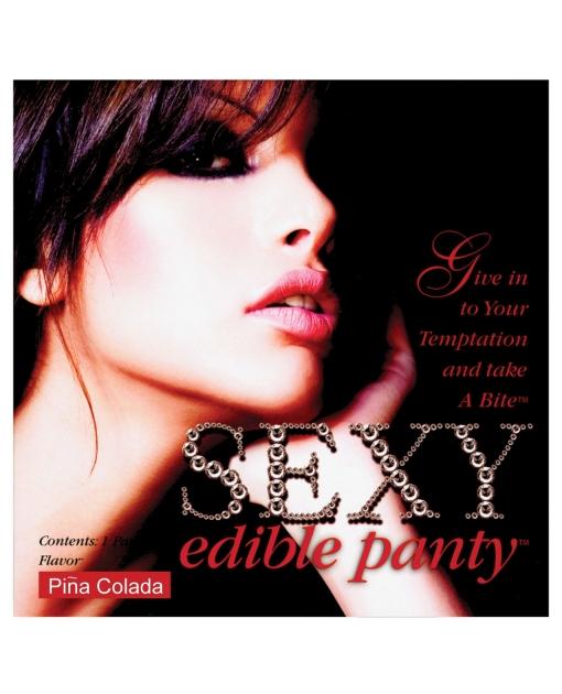 Sexy Edible Panty - Pina Colada