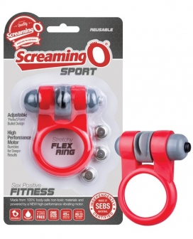 Screaming O Sport - Red