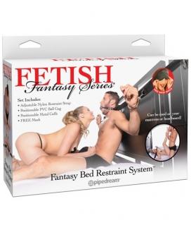Fetish Fantasy Series Fantasy Bed Restraint System