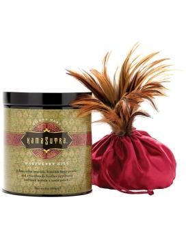 Kama Sutra Honey Dust - 8 oz Raspberry