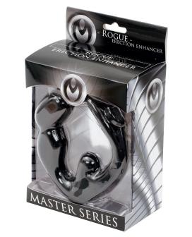 Master Series Rogue Vibrating Erection Enhancer Anal Stimulator