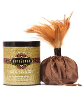 Kama Sutra Honey Dust - 8 oz Chocolate Caress