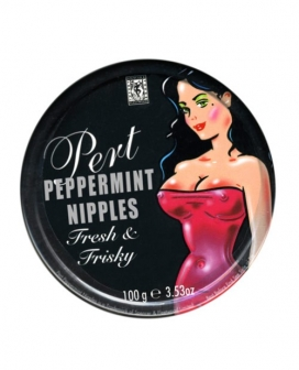 Pert Peppermint Nipples Mints