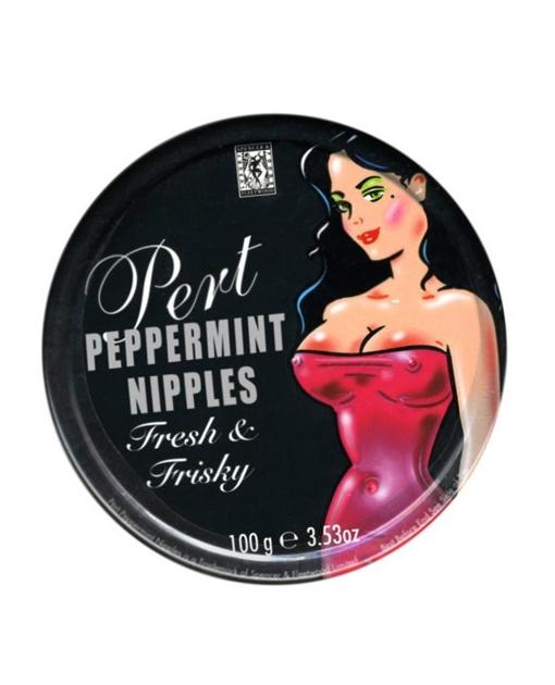 Pert Peppermint Nipples Mints