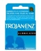 Trojan-Enz Lubricated Condoms - Box of 3