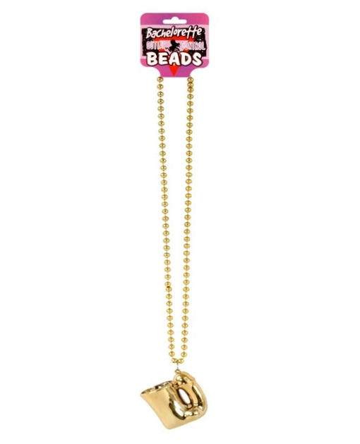 Bachelorette Hanging Penis Shot Glass Necklace