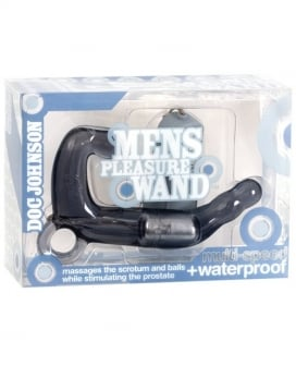 Men's Pleasure Wand Waterproof - Charcoal