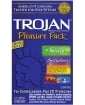Trojan Pleasure Condoms - Asst. Box of 12