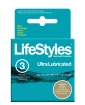Lifestyles Ultra Lubricated - Box of 3
